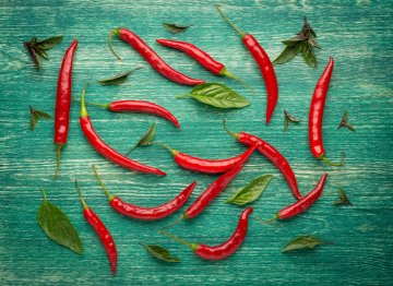 The Health Benefits of Eating Spicy Food