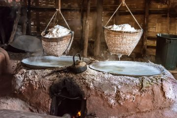 A Brief History of Sea Salt Uses Through the Ages