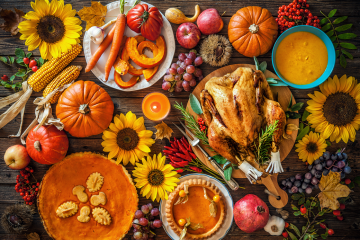 Seasonal Palate: Bringing Autumn to Your Dining Table