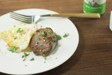 Quick and Easy Breakfast Sausages