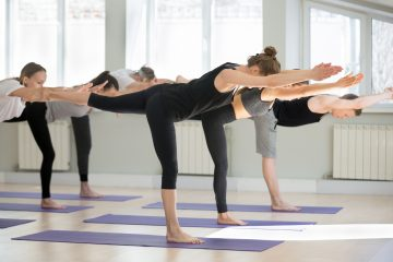 How Hot Yoga Is Keeping Women Fit Well into Retirement