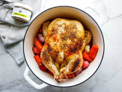 Everyday Blend Whole Roasted Chicken