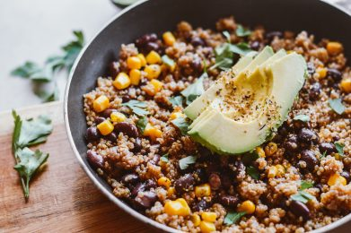 One-Pan Mexican Quinoa