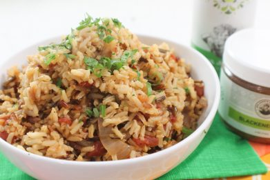 Easy Creole Rice