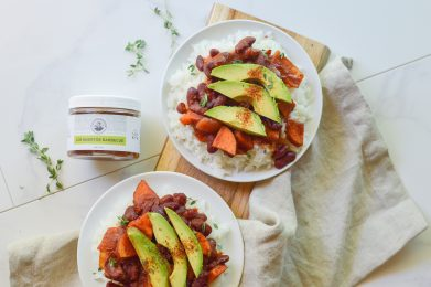 Southwest Vegan Chili